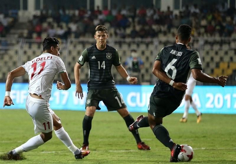 Iran Sinks Germany in FIFA U-17 World Cup