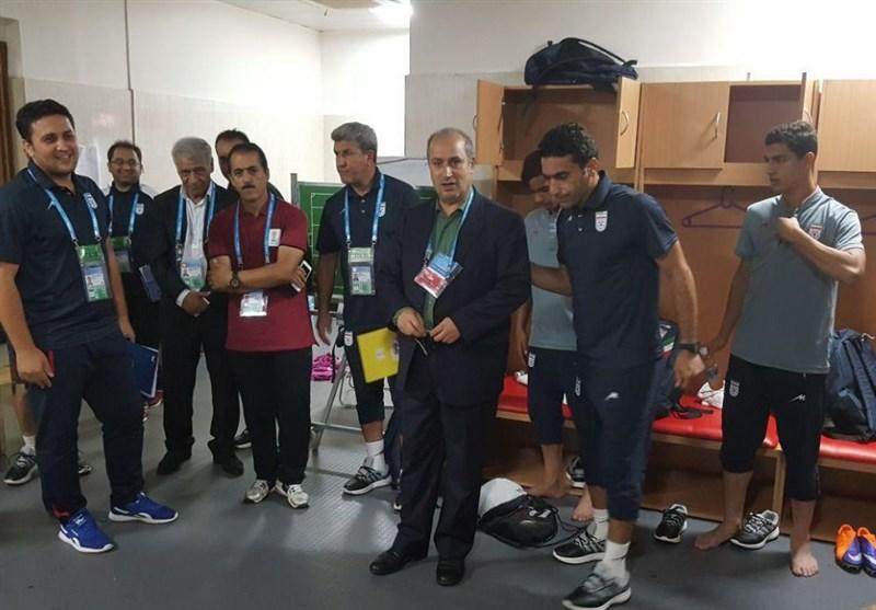 تاج: نتایج نوجوانان در تاریخ 90 ساله فوتبال کشورمان بیسابقه است