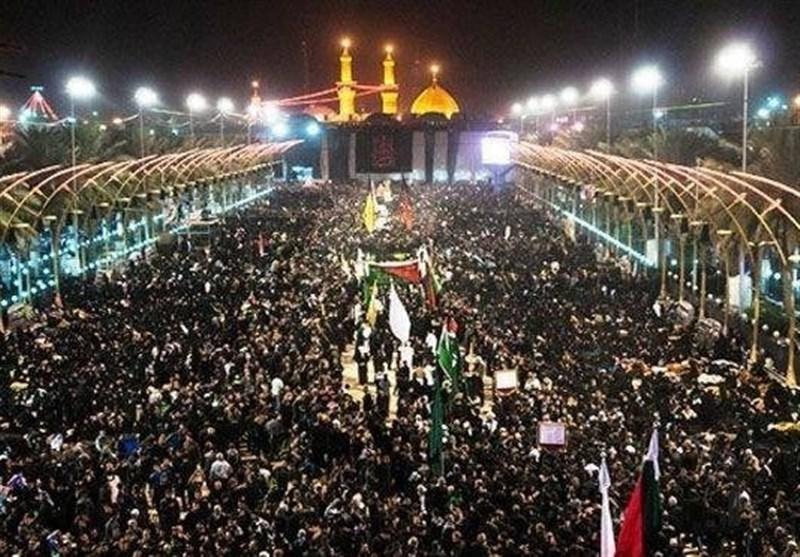 کاروان 40 هزار نفری مردم خوزستان پیاده عازم کربلا میشود