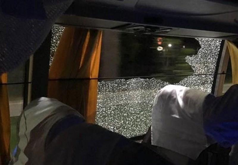بھارت کے شہر گوہاٹی میں آسٹریلوی کرکٹ ٹیم پر حملہ
