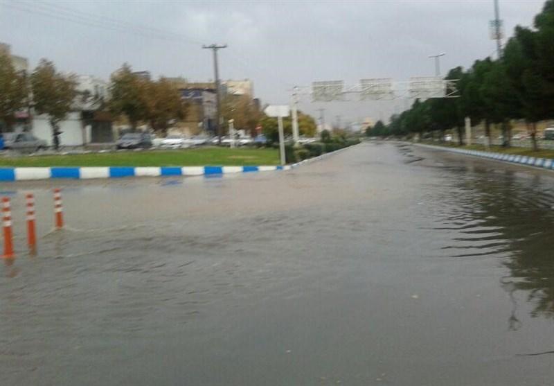 برطرف کردن مشکل دفع آبهای سطحی گلدشت خرمآباد در دستور کار است