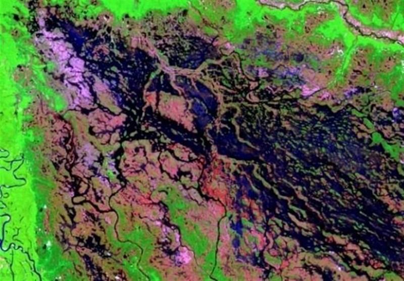 کمک ماهوارهای فائو به کشاورزی ایران