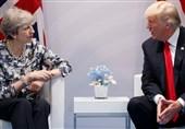 May Says Trump Used Unacceptable Language to Describe Democrats