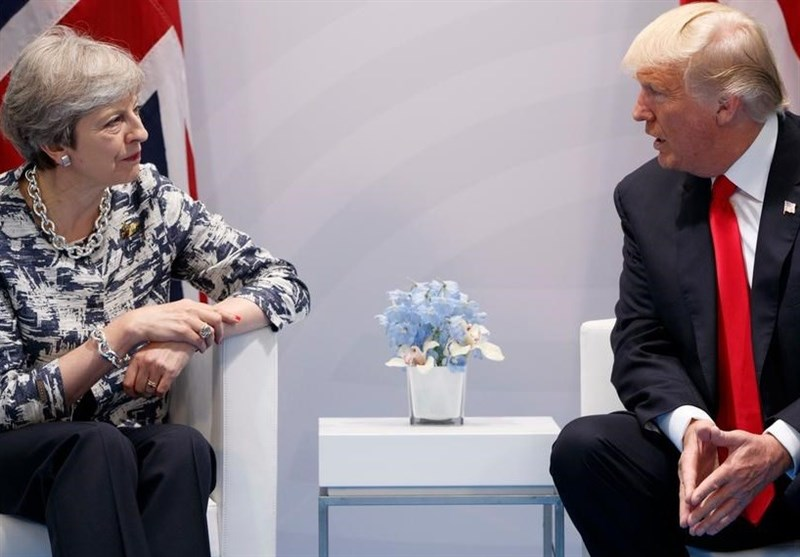Trump: I Would Be 'Tougher' in Brexit Talks than UK's May