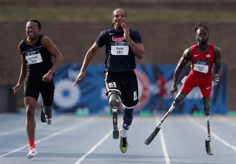 نایب قهرمان پارالمپیک 3 سال محروم شد