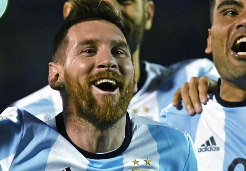 مسی: ناعادلانه بود اگر به جام جهانی نمیرسیدیم
