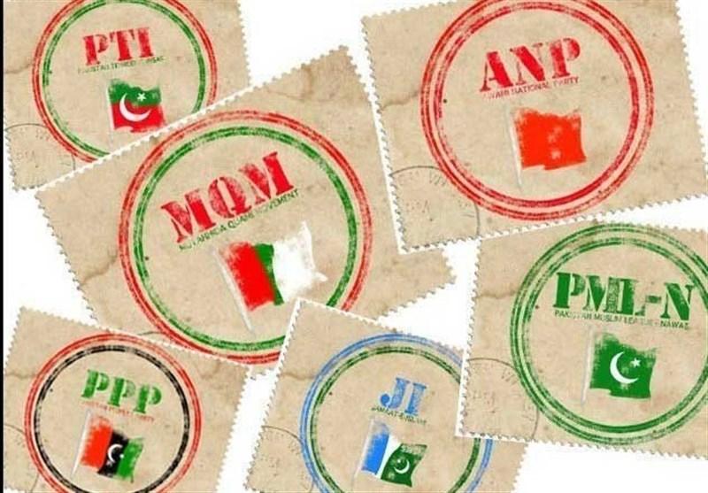احزاب پاکستان