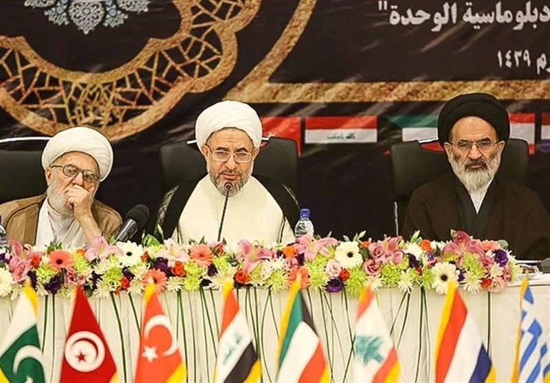 تفرقه و پراکندگی بزرگترین چالش جهان اسلام است