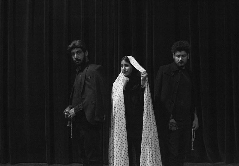 «پایین گذر سقاخانه» در پردیس تئاتر تهران