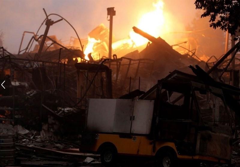 شمار قربانیان مرگبارترین آتشسوزی قرن کالیفرنیا به 31 رسید
