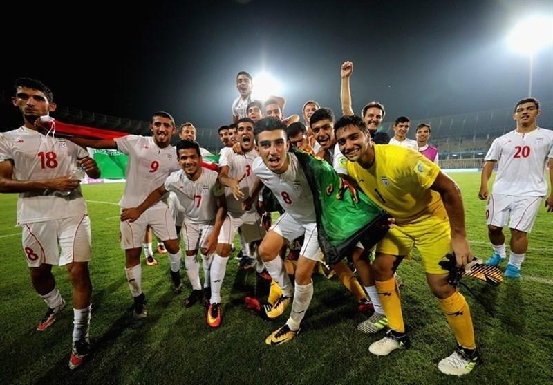 Iran Tops Group C at FIFA U-17 World Cup