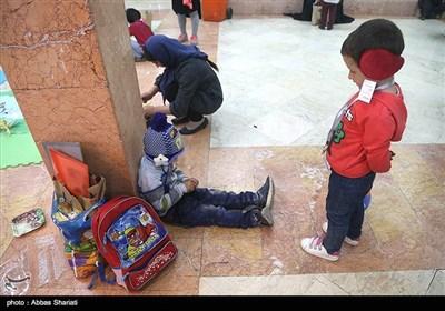 گردهمایی کودکان کار - کرج