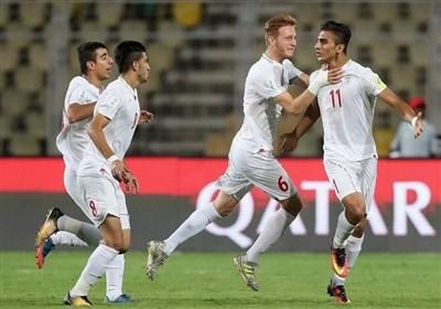 ایران 4 - 0 آلمان