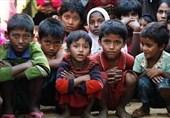 نقاشی کودکانهای که اثرات نسلکشی بودائیان در ذهن کودکان میانمار را به نمایش گذاشت