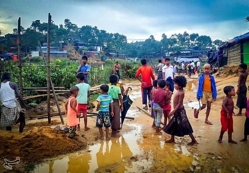 Third Batch of Iran's Aid Reaches Rohingya Muslims in Bangladesh