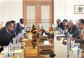 Iran Keen to Boost Ties with Tanzania in All Areas: FM Zarif