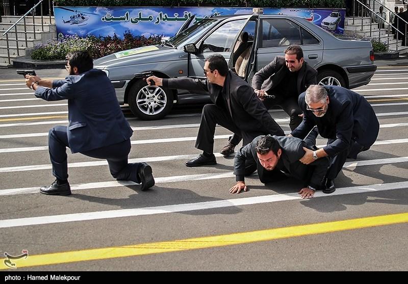 یگان حفاظت انرژی اتمی مانور یگانهای حفاظت نیروی انتظامی - اخبار تسنیم - Tasnim