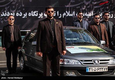 گردهمایی یگانهای حفاظت نیروی انتظامی