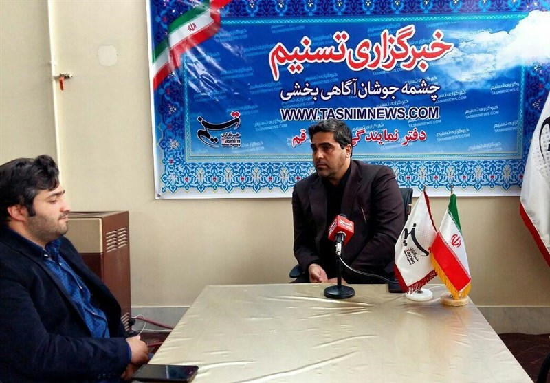 سخنگوی شورای شهر قم از دفتر خبرگزاری تسنیم بازدید کرد