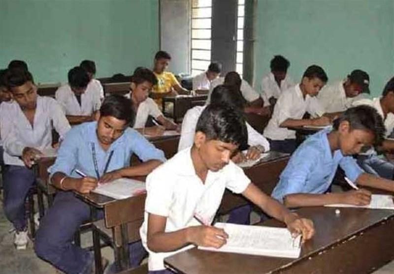 دانش آموزان هندی