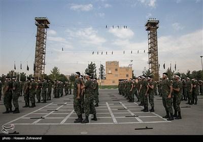 مانور نیروهای یگان ویژه ناجا