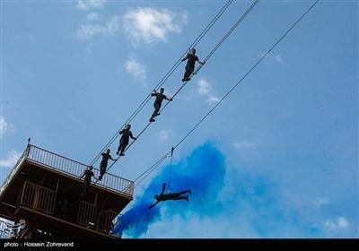 عملیات راپل نیروهای یگان ویژه ناجا
