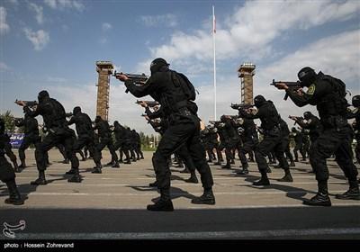 سلاح کشی نیروی های یگان ویژه و نوپو