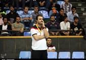 دیدار تیم والیبال شهرداری ارومیه و شمس تهران-سالن 6 هزار نفری غدیر ارومیه