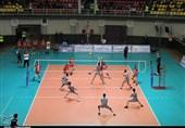 لیگ برتر والیبال| سایپا از سد شهرداری تبریز گذشت