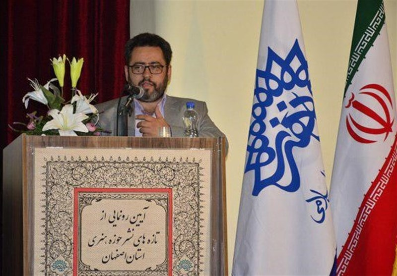 مهدی حبیبی معاون فرهنگی حوزه هنری