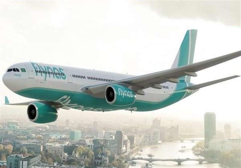 طائرة سعودیة 2