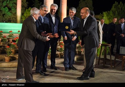 بزرگداشت سالروز حافظ - شیراز