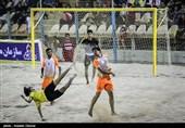 همگروههای پارس جنوبی در فوتبال ساحلی جام موندیالیتو مشخص شدند