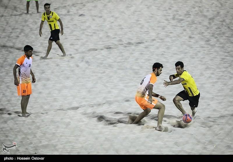 تیم فوتبال ساحلی دریانوردان بوشهر به دنبال بقاء در لیگ برتر است