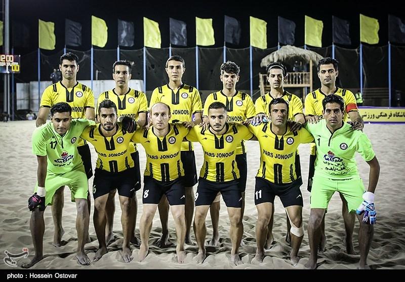 بوشهر  ترکیب تیم فوتبال پارس جنوبی مقابل ماشینسازیتبریز اعلام شد