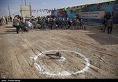 مراسم کلنگزنی مرکز فرهنگی دفاع مقدس کرمانشاه