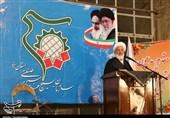 آیت الله ناصری در دومین جشنواره صنایع برتر یزد