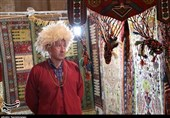 دومین نمایشگاه صنایع برتر یزد به روایت تصویر
