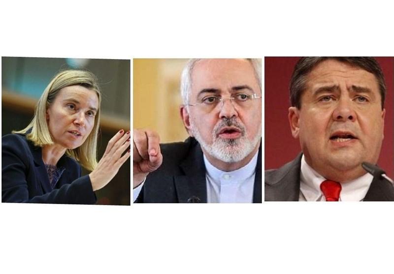 رایزنیهای تلفنی موگرینی، گابریل و ظریف در خصوص برجام/ تاکید اروپا بر پایبندی به توافق هستهای