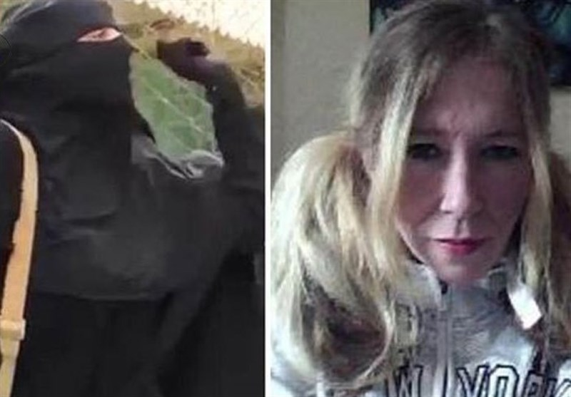 بیوه سفید داعش کشته شد