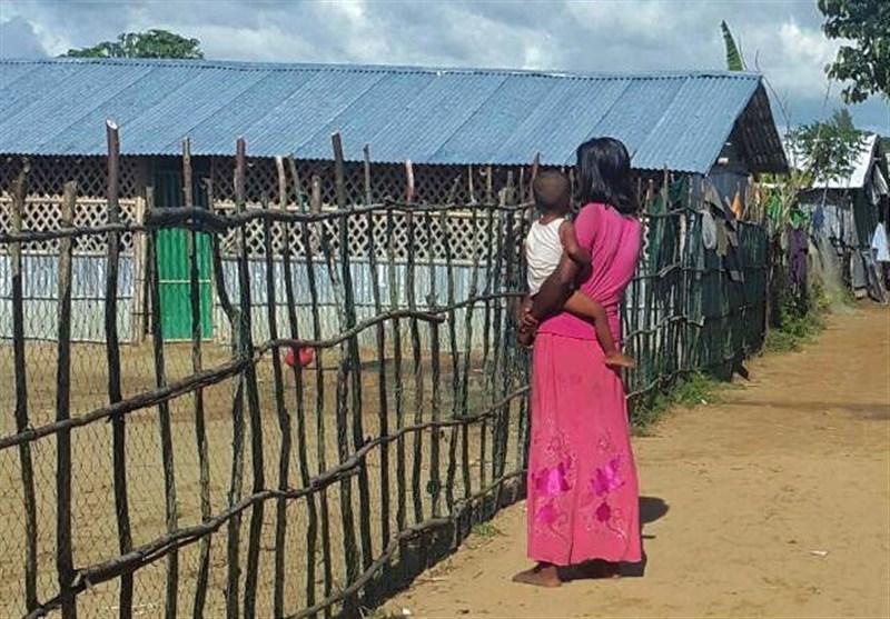 مادران میانمار