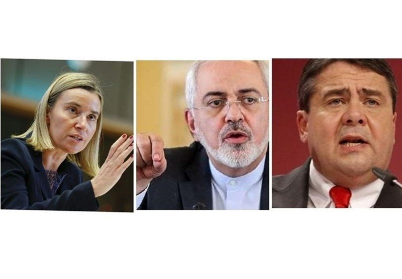 Iran, EU, Germany Urge All Sides' Compliance with JCPOA