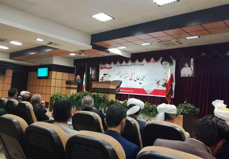 تفکر بسیجی و عمل جهادی از مولفههای کارآمدی جمهوری اسلامی است