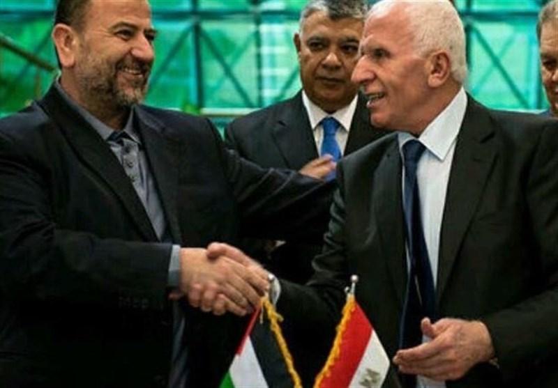 اعلام جزئیات توافق بین فتح و حماس در مصر -  Tasnim