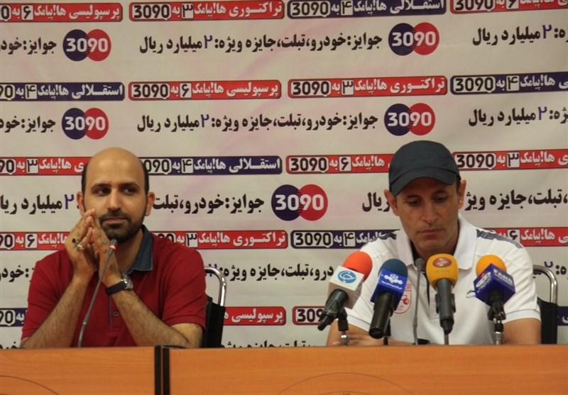دفاع باشگاه تراکتورسازی از عقد قرارداد بلیت فروشی