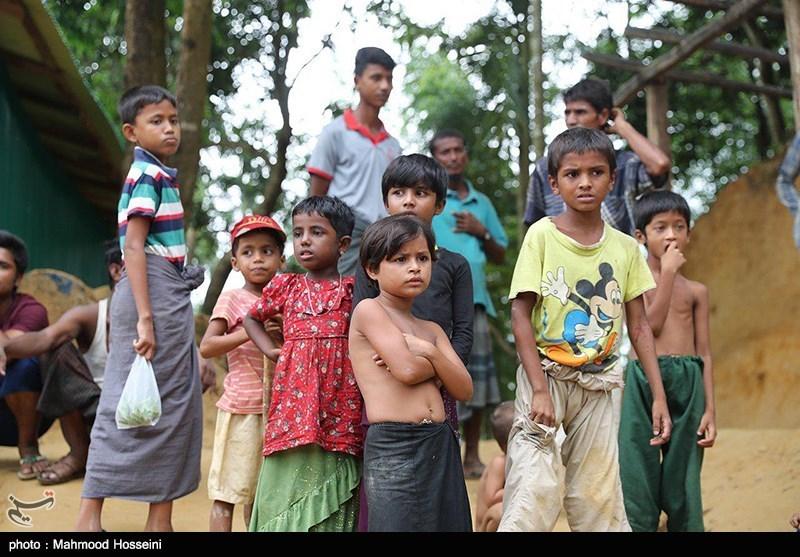 وضعیت آوارگان مسلمان میانمار بسیار بد/ تشریح اقدامات ایران