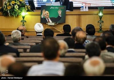 مراسم یادبود جلال طالبانی در تهران