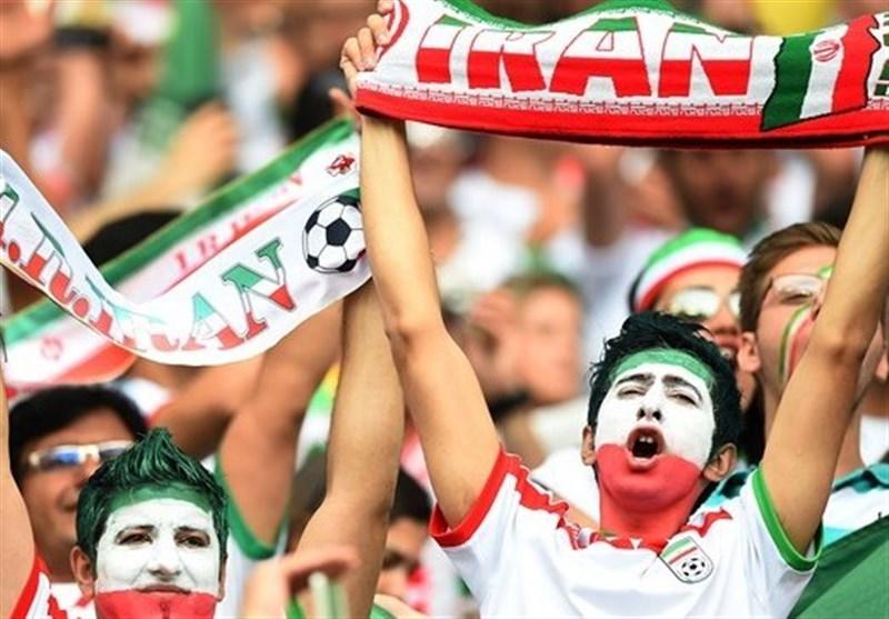 «کازان» در تسخیر ایرانیها در جام جهانی 2018