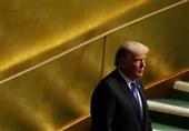ترامپ رکورددار کاهش محبوبیت در ایالتهای آمریکا