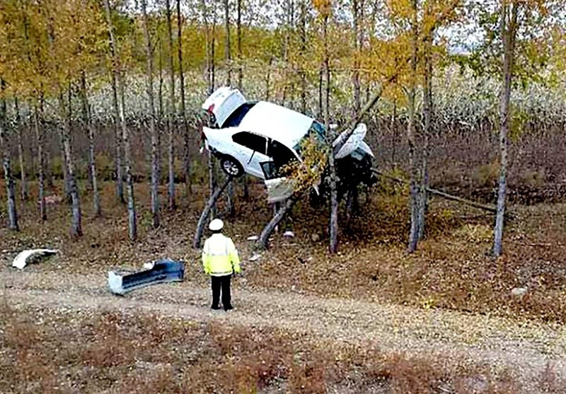 پرواز ناتمام خودرو